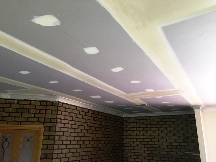 Walls & Ceiling Repairs Gyprocking services in Adelaide